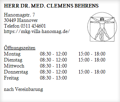Clemens Behrens Hannover